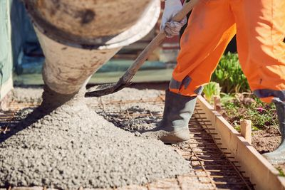 Insurance for concrete contractors Small business Insurance Workers compensation insurance