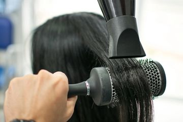 blow dry bar in ellicott city
