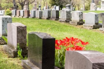 Monumental Lawn Graves, Burial Options