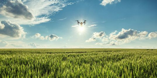 Modern Media Drone Services Photo