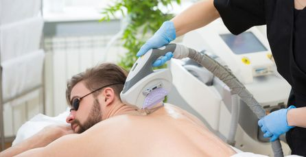 Breeze Laser in Abbotsford provides pain-free laser to remove unwanted hair.
