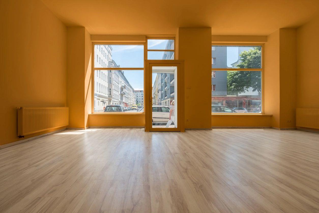 floors clean,