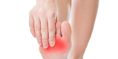 Plantar Fasciitis caused by misalignment
