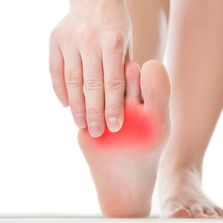 Myotherapy for plantar fasciatis pain in Melbourne