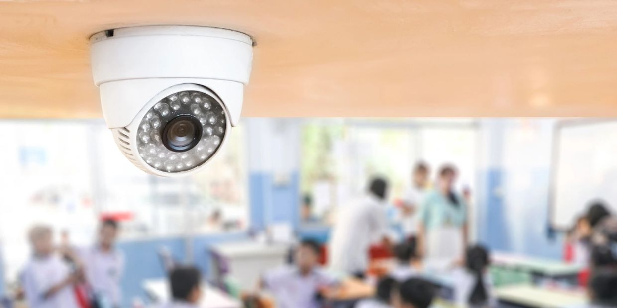 electronic security cctv camera security camera surveillance