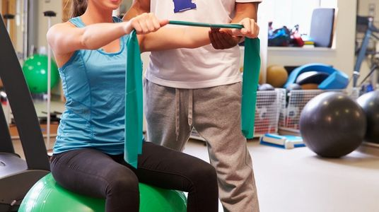 Fitness Rehabilitation Modalities physical therapy rehab in Greensburg, PA
