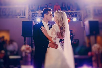 Wedding Dance lessons Dance at Your Wedding Workshops to enter & exit  floor for your First Dance.