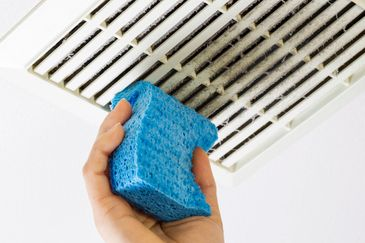 Deep Cleaning Vents