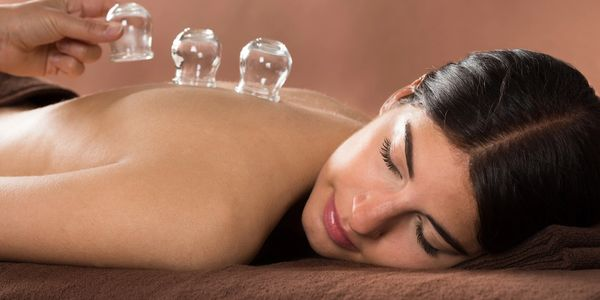 Cupping, acupuncture, herbal medicine,  relax, flower essences, energy medicine