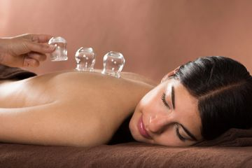 Cupping compression therapy massage massage near me day spa