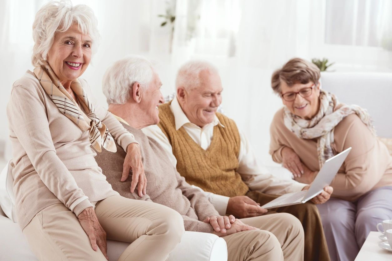 Assisted Living & Memory Care in a residential care home