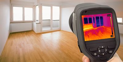 Thermal Imagery in a Home Inspection