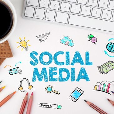 Social media, digital marketing