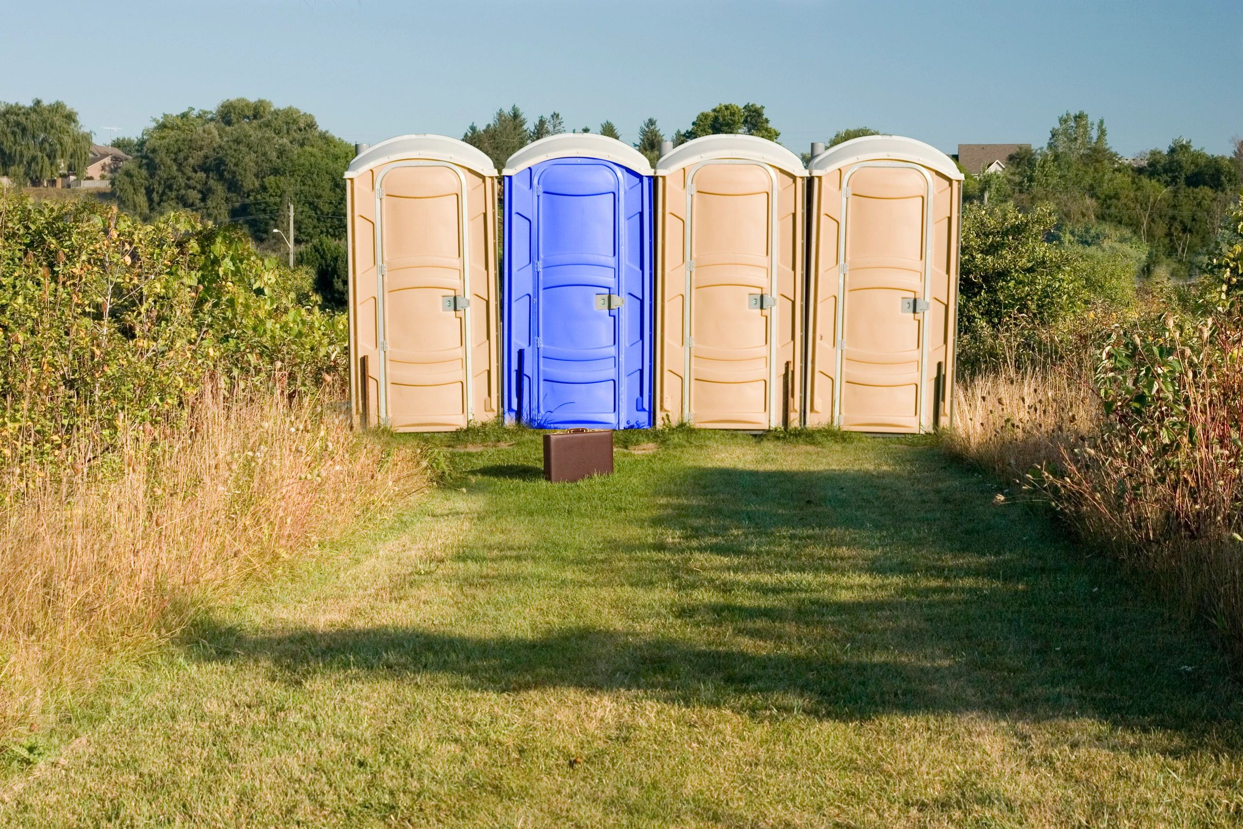 Portable Toilet Rentals, Porta Potty Rentals   Baton Rouge, Louisiana