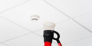 hmo and landlord services  eicr ,fire alarms ,emergency lighting and door access.