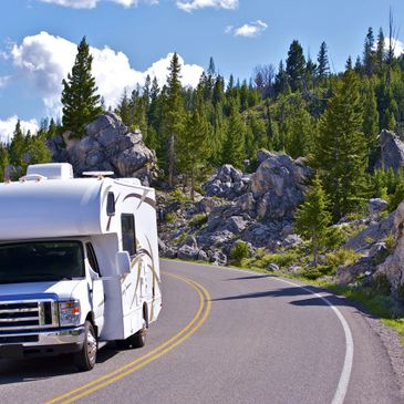 Rv Rental allows you to travel to remote locations.