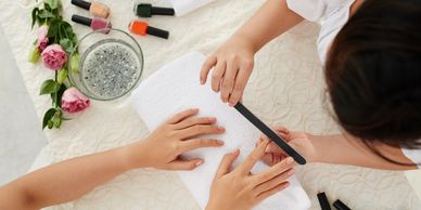 Hand & Foot Care, beauty therapist hepworth, beauty therapist holmfirth, beauty salon holmfirth,