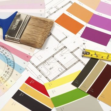 Color choices and designing ideas are just part of our journey.