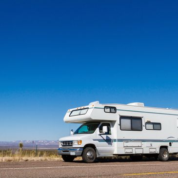 Rv allows you to camp anywhere around the US