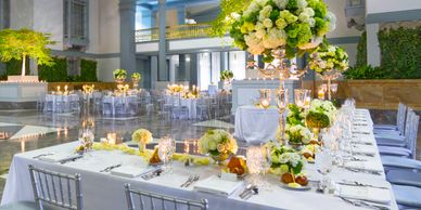 Wedding and Reception Decorations