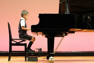 Kids Piano Lessons at the Las Vegas Piano School