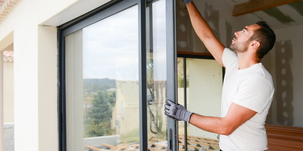 Sliding Door Glass Repair,Commercial glass Repair and Installation Ashburn VA, Leesburg VA,