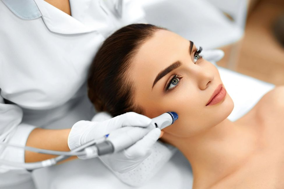 Hydrafacial in London