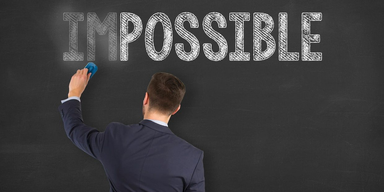 Everything is possible, leadership strategy, career strategy, one-on-one coaching, career coach,
