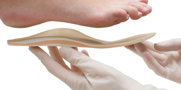 Pro Health's Client Care Specialists understand that Orthotics are designed to realign the foot and