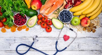Healthy diet as medicine for weight loss goals