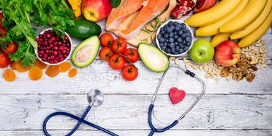 Nutrition advice is available from Dr Ryan Craig at Peel Sports Medicine