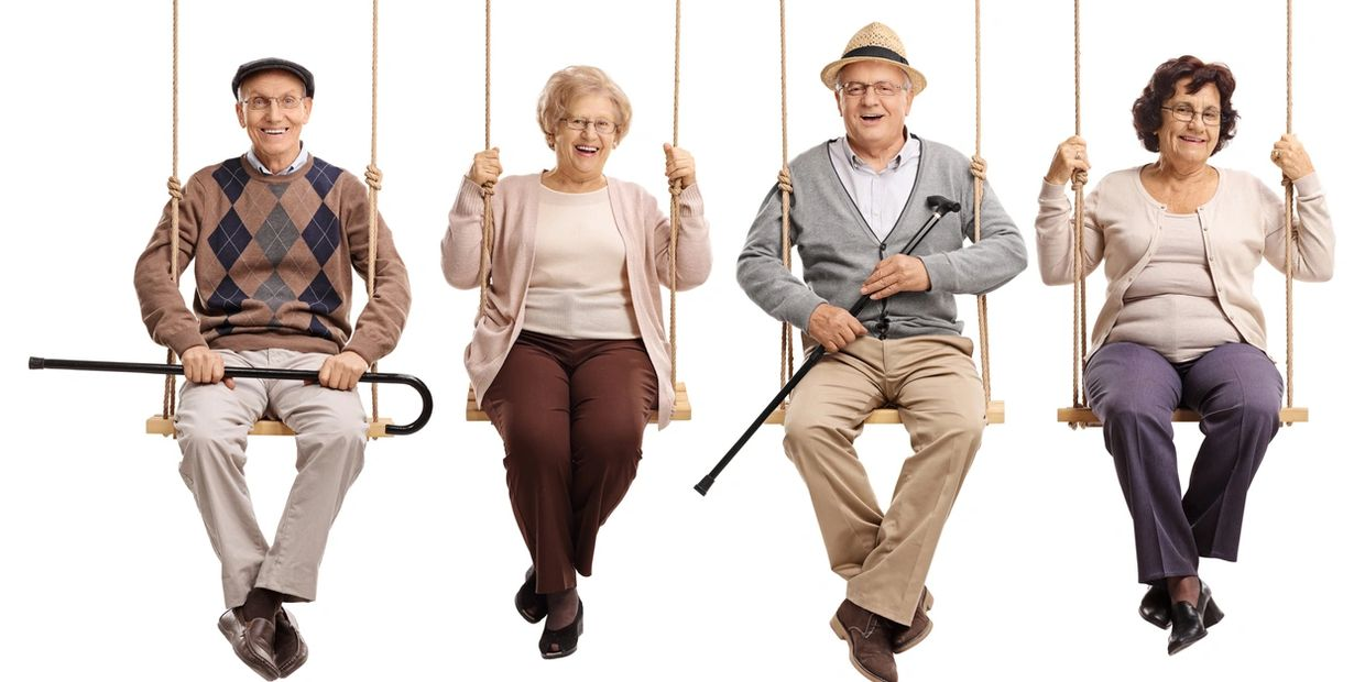 Never too late to apply S.M.A.R.T Goals to your life Senior Citizens Symposium with Sharen Sierra