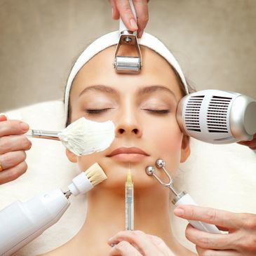 Facial and skin care services