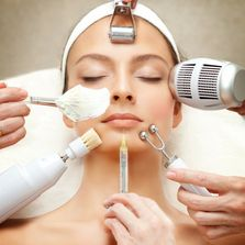 laser facial, facial peels, facial massage, removing scars, remove pigments, anti-aging, face lift