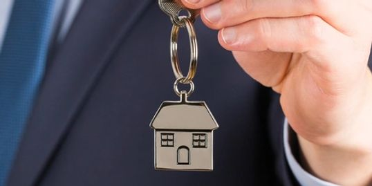 Keys to your new home James Buffington