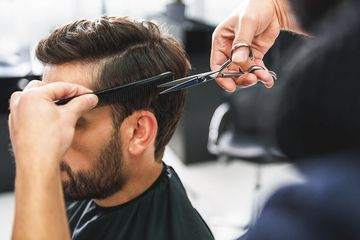 men's haircuts in ellicott city