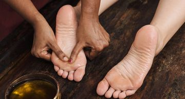 Kerala India known for its Ayurveda treatments and relaxing herbal massages worldwide