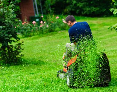 We also offer grass cutting, snow removal and other home services.