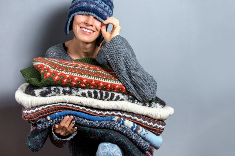 Ewesful Gifts - online store for wool clothing and other wool products for gifts or personal use.