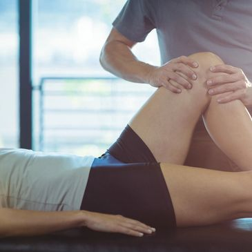 Knee pain The Woodlands Texas