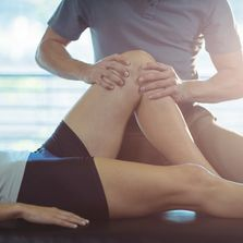 physical assessment, muscle pain relief, massage