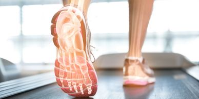 Learn about common foot pain, conditions and injuries and how it affects your gait and biomechanics
