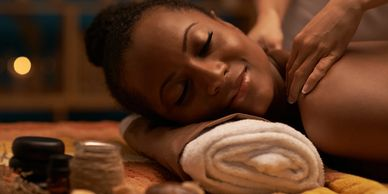 Alaeo Beauty Essentials Massage Therapy Services.