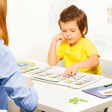 children speech physical therapy occupational therapy