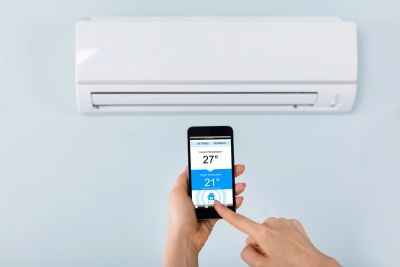 Ductless Mini-Split Air Conditioner