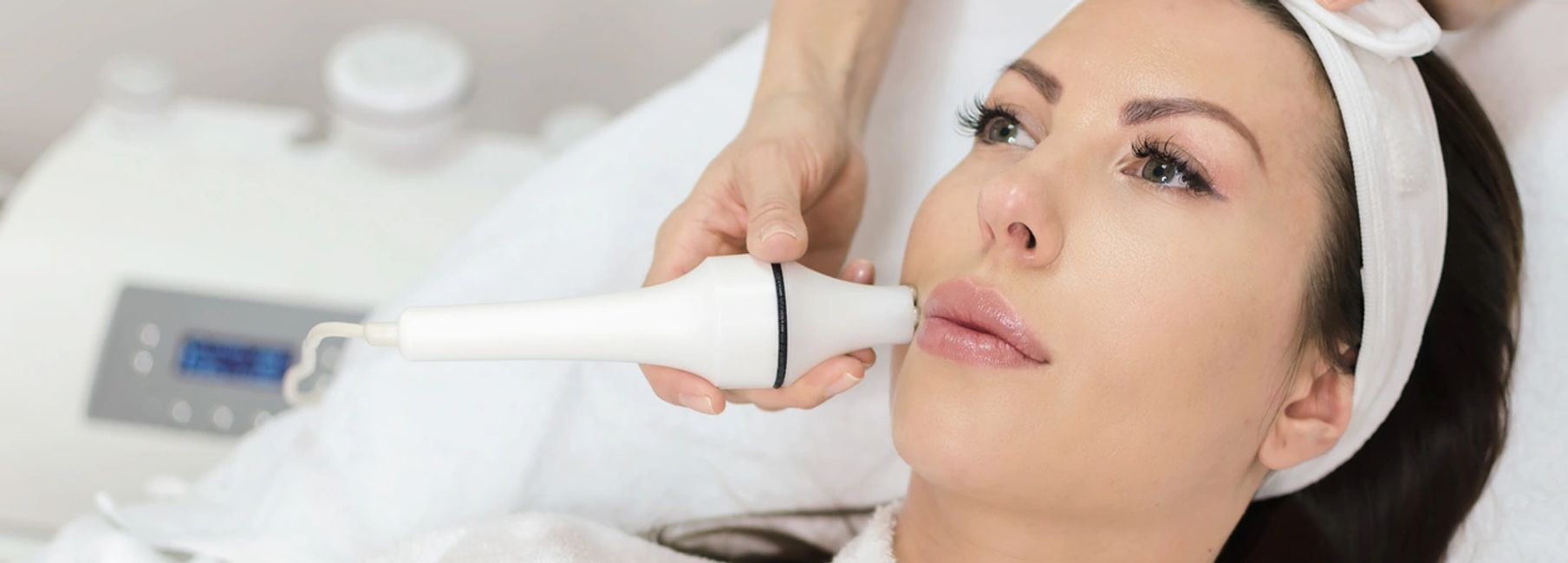 Radio frequency facial can assist in reducing wrinkles and fine lines, aiming to help you look and f