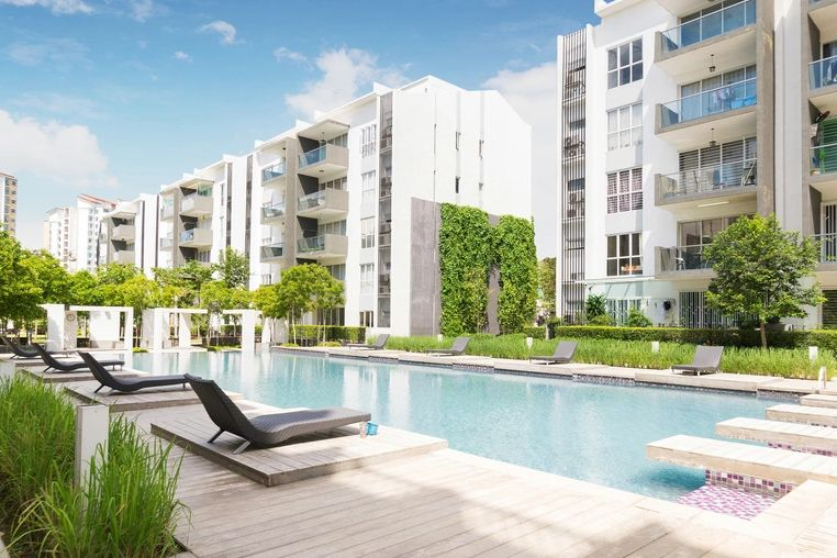 Passive Real Estate Investments in Commercial Multifamily Apartments
