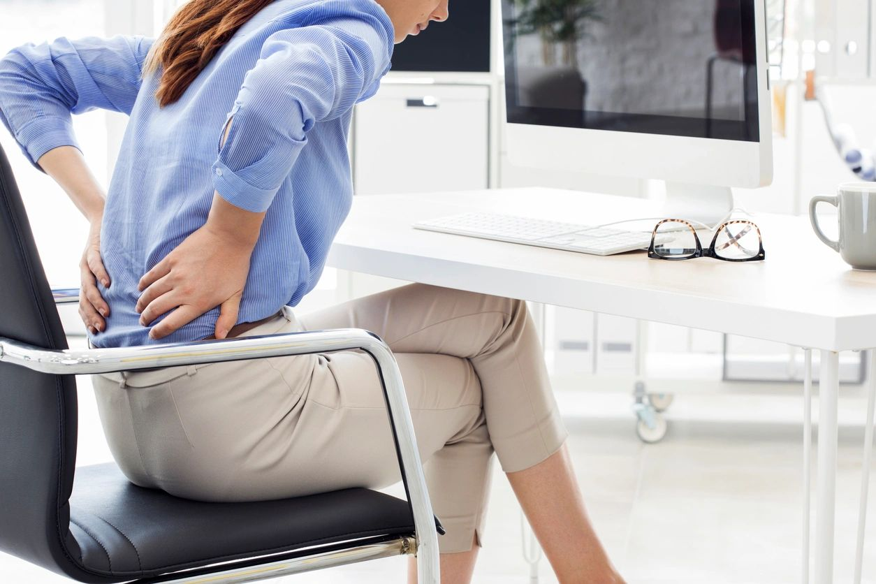 The business of beating back pain before it beats your business by Michael Furlong