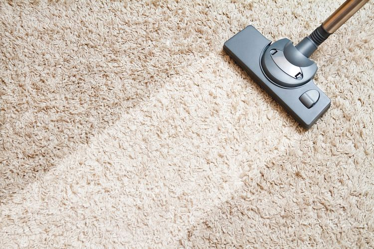 Vacuuming your home carpet and more