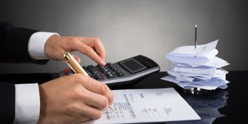 EBSI accounting and bookkeeping services in Richmond VA - transaction processing